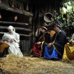 Live Nativity Scene in Gallio