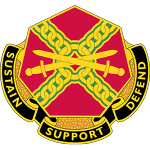 Link to the official website of US Army Garrison Italy