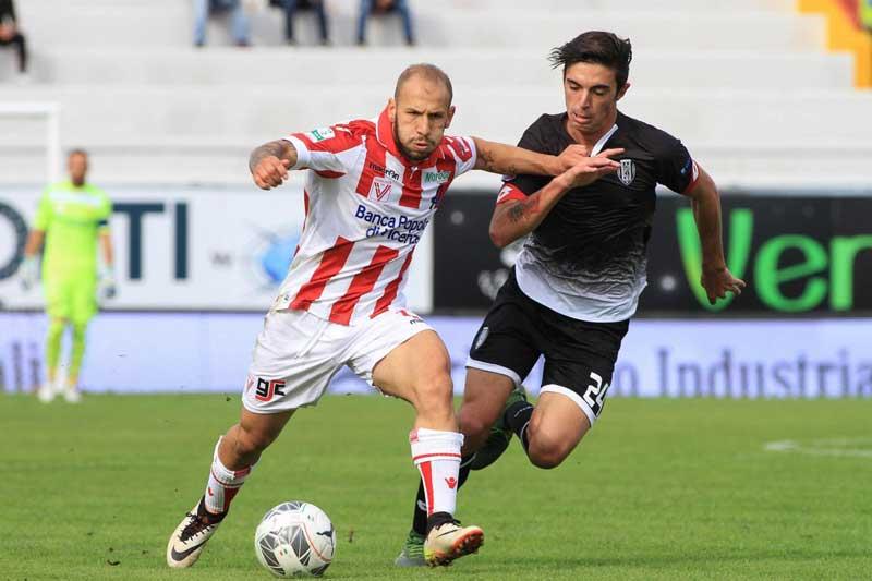 Calcio Vicenza VS Pordenone – Home Game
