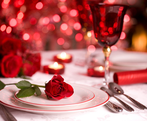 Valentines Dinner - Quinto Vicentino / Ederle Area - Italy by US
