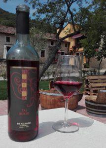 sagraro Tai wine mossano