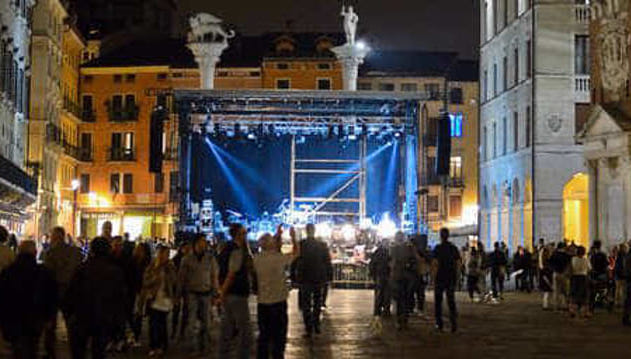Vicenza Jazz Festival - Free Concert in Piazza dei Signori