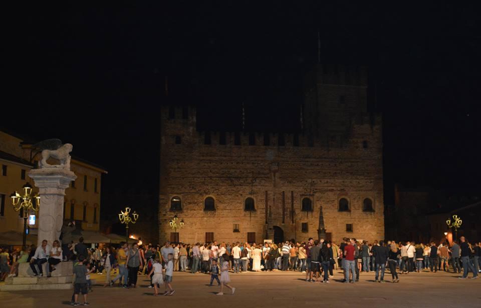 Notte Rossa – Cherry Night Festival in Marostica