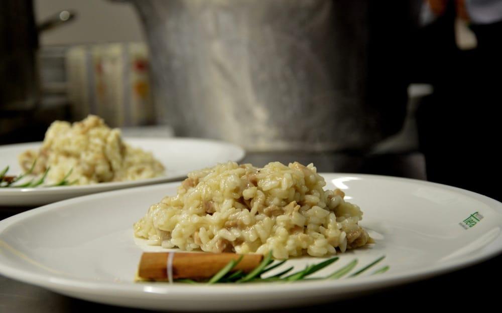 Rice Festival in Grantortino
