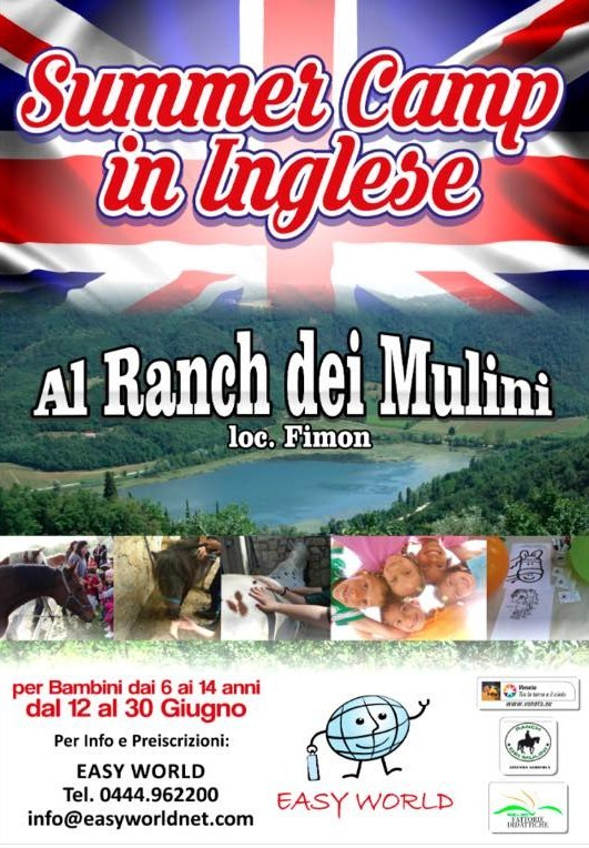 fimon ranch mulini summer camps