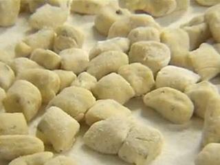 "Sagra or local festival of the dumplings with ""fioretta"" – Recoaro Terme"
