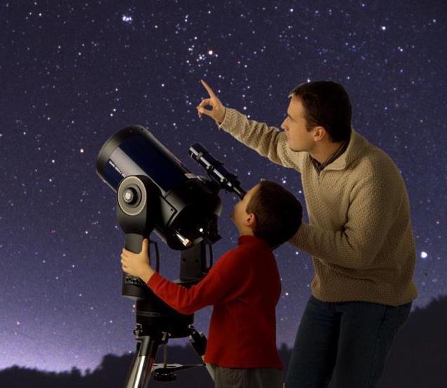 Public Astronomy Observing Session in San Pietro in Gu