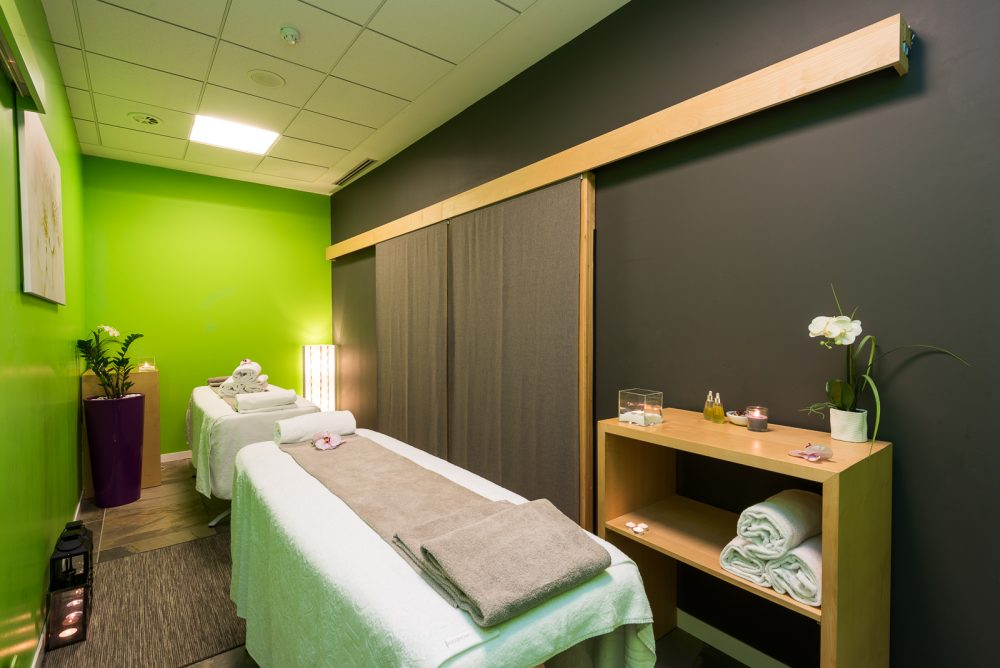 Wellness Center & Spa at Viest Hotel in Vicenza - Italy by US