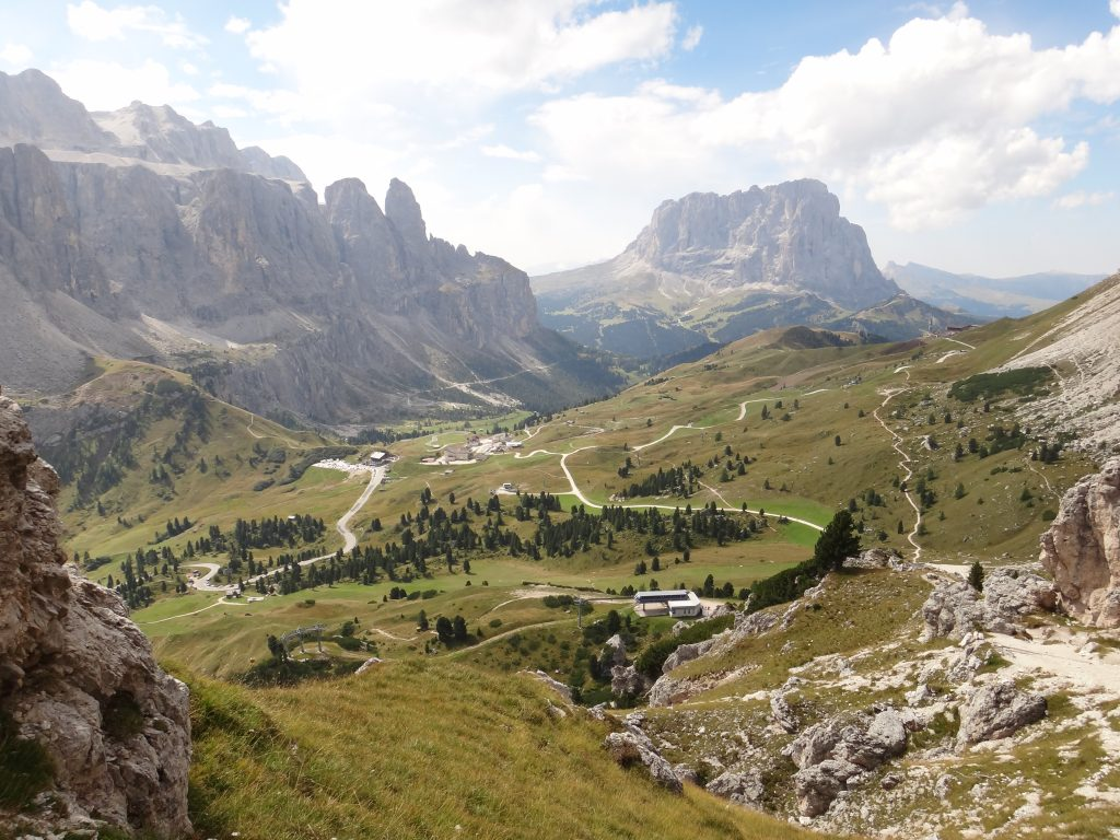 The Alta Via Routes: Long-Distance Hiking at its Best