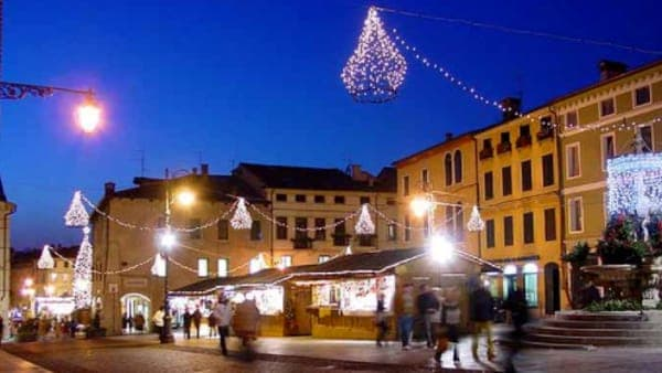 Christmas Market in Bertesinella – Vicenza