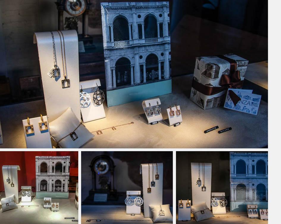 Collage - Loving Palladio - Soprana - Vicenza, Italy - www.italybyus.com
