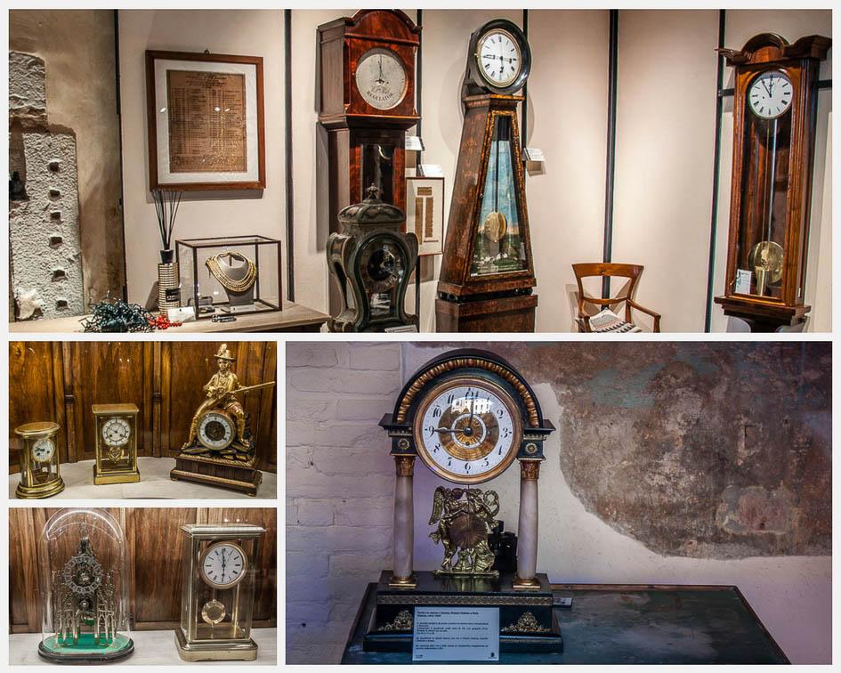 Collage - Pendoleria Orologeria Soprana - Vicenza, Italy - www.italybyus.com