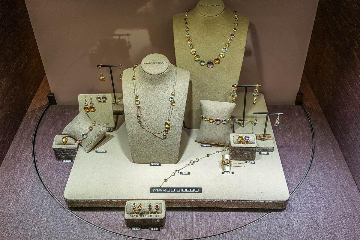 Marco Bicego jewellery - Oreficeria Soprana - Vicenza, Italy - www.italybyus.com