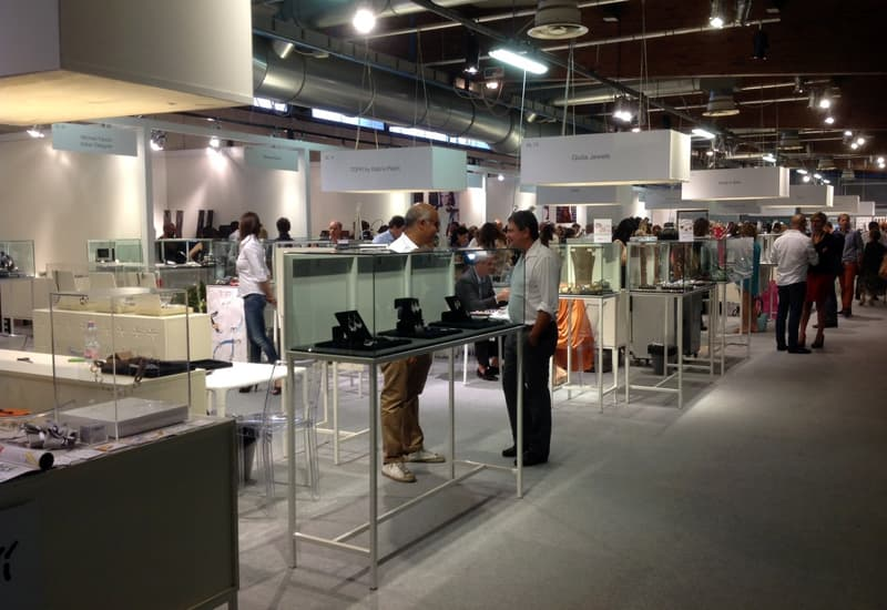 VICENZAORO 2019 - The Jewellery Boutique Shows