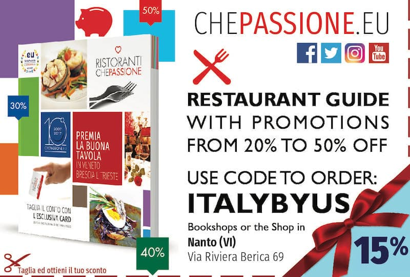 Restaurant guide with membership discount card ristoranti che restaurant guide with membership discount card ristoranti che passione fandeluxe Gallery