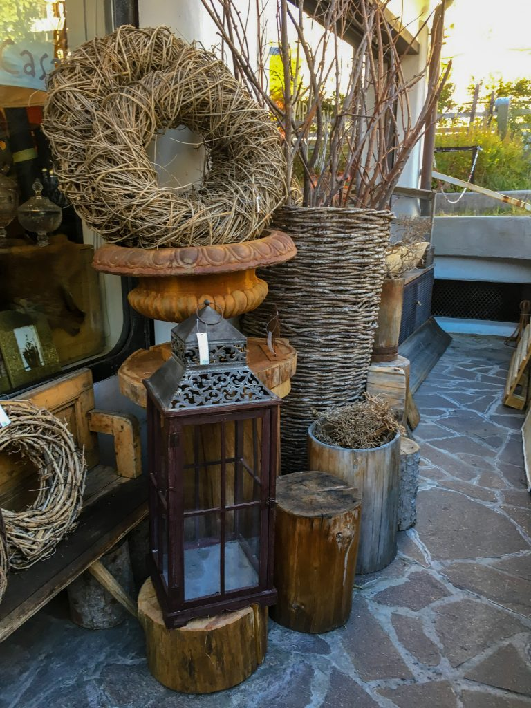 Shopping in Cortina d'Ampezzo, Ampezzan Casa