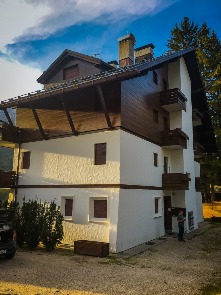 Airbnb in Cortina d'Ampezzo, Italy | Outside This Small Town
