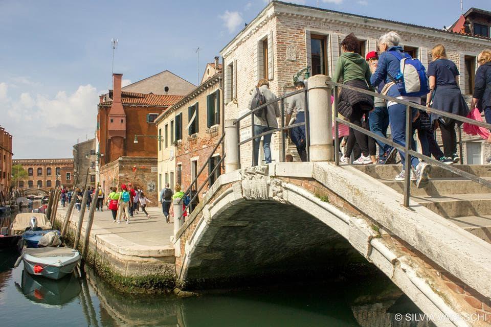Non-competitive walk / run in Venezia