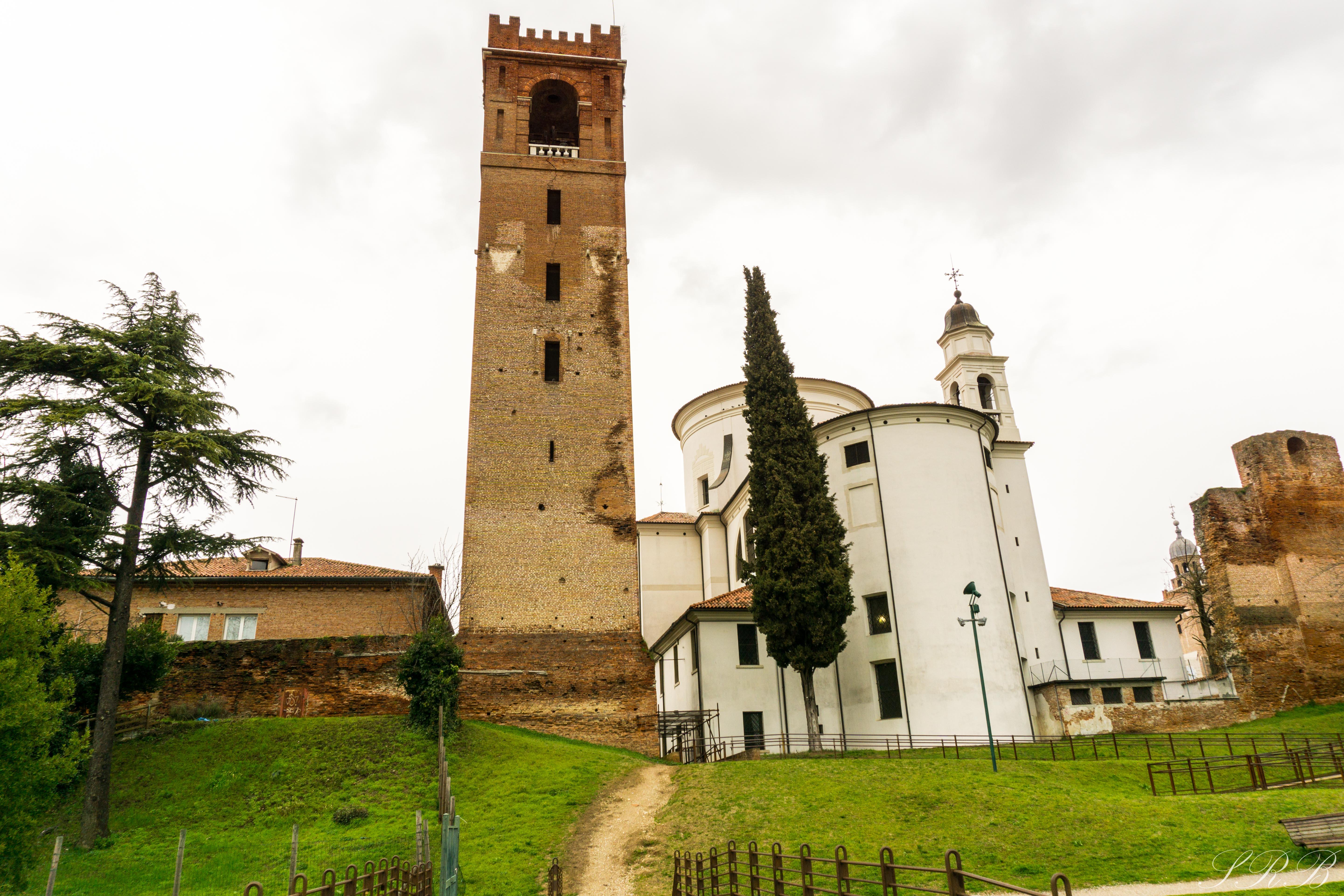 Cathedral in Castelfranco Veneto