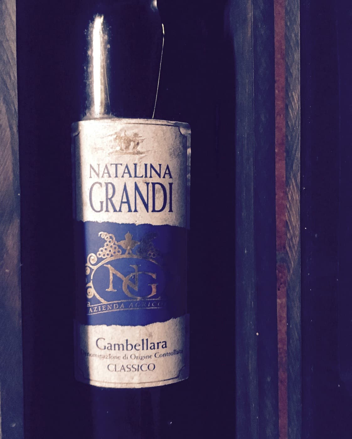 Tenuta Natalina Grandi Winery in Gambellara