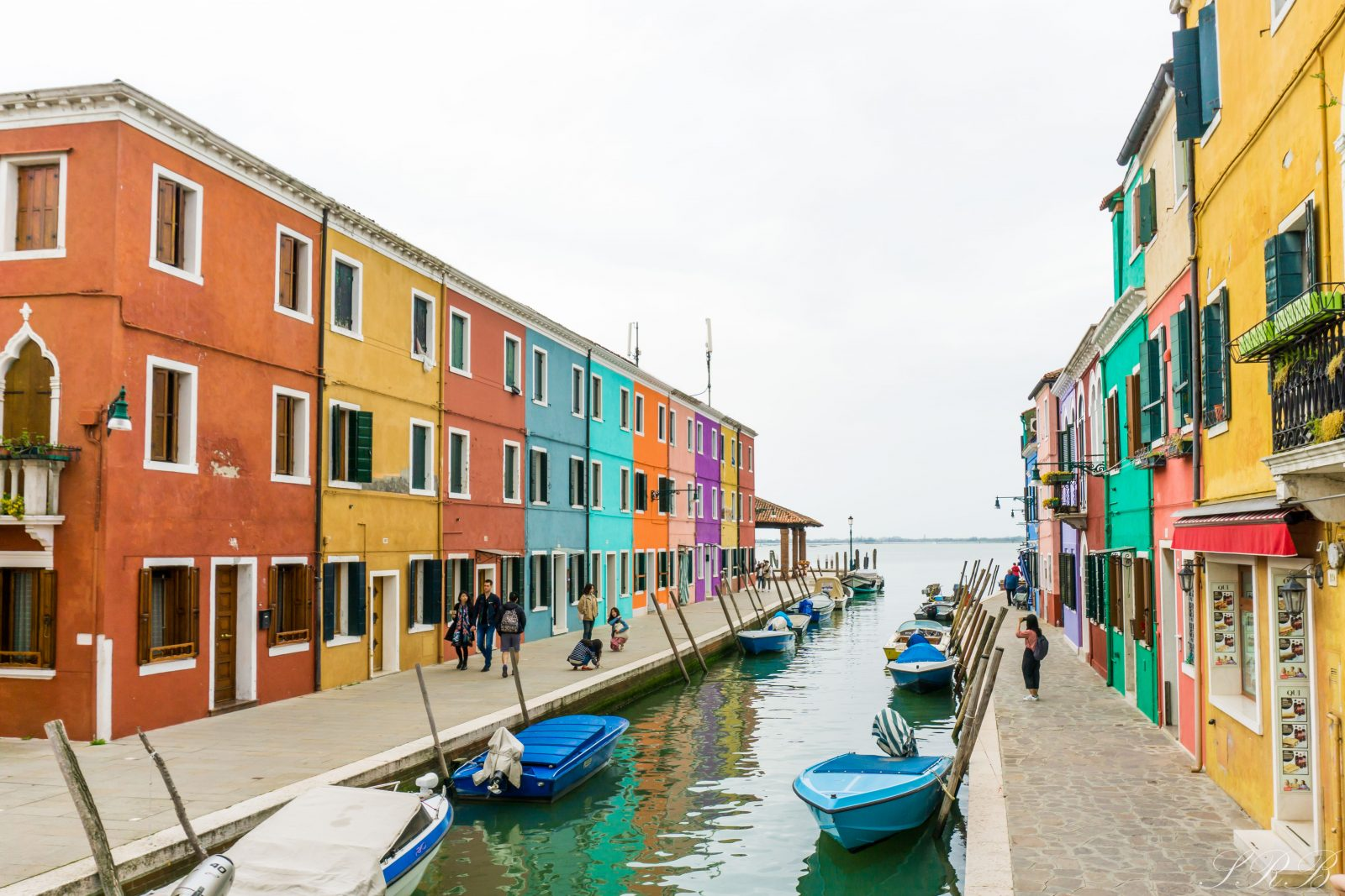 Murano To Burano.How To Get From Vicenza To Venice Murano Burano Italy By Us