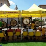 Farmers' Market: Free Gong Bath Sessions