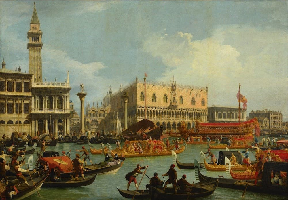 From Tiepolo to Canaletto and Guardi – Exhibit in Vicenza