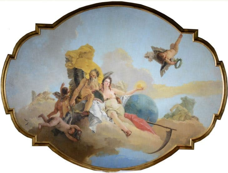From Tiepolo to Canaletto and Guardi - Exhibit in Vicenza