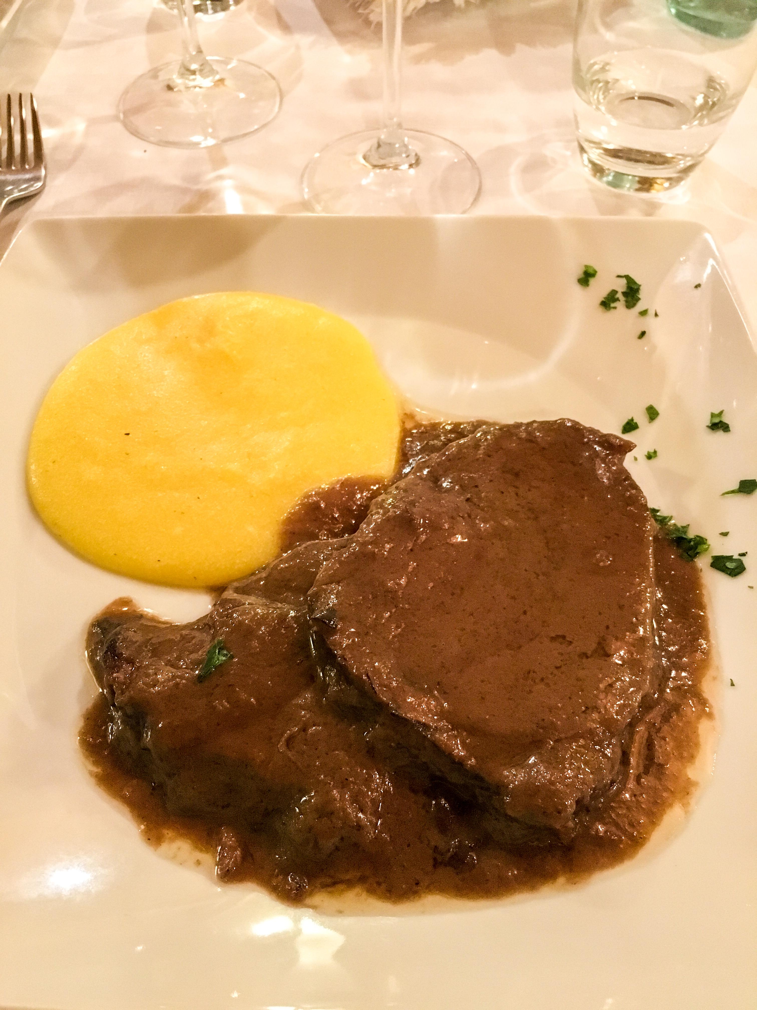Restaurant Guide to Costabissara Vicenza, Locanda Benetti