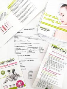 nomasvello, no+vello, vicenza italy, nomasvello hair removal