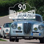 90 Miglia dei Berici – Classic Cars Tour around Berici Hills