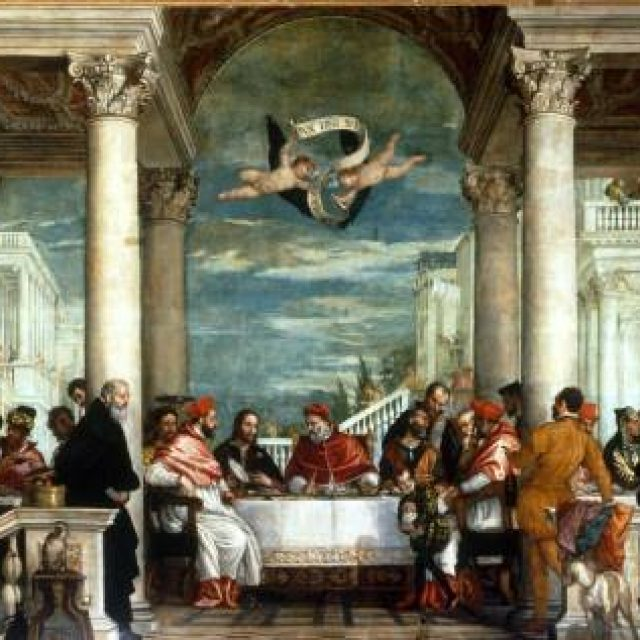 The Supper of St Gregory the Great