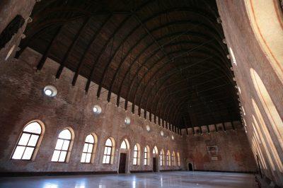 Palladian Basilica main hall