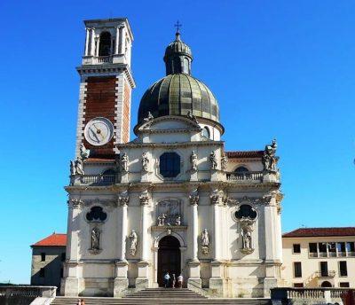 The Church of Monte Berico