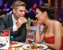 Get up to 50% off a Restaurant Dinner