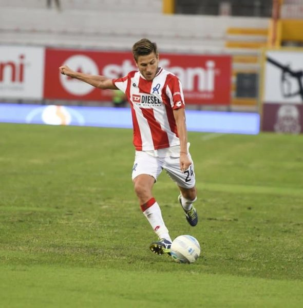 Vicenza City Soccer Team – Home Game