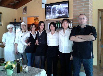 Trattoria Ambrosini Restaurant