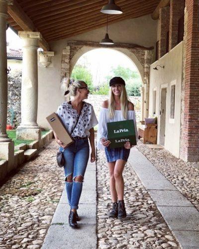 La Pria Organic Winery on the Colli Berici