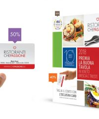 Restaurant Guide with Membership Discount Card Ristoranti Che Passione