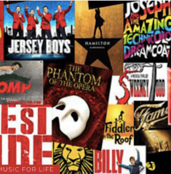 A Night in Broadway – Musical / Concert