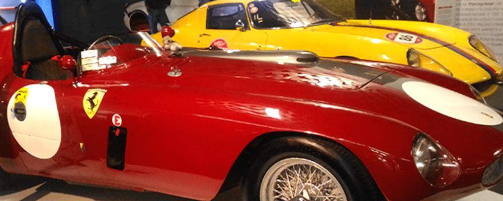 Modena Motor Gallery – Classic Cars Exhibit / Market