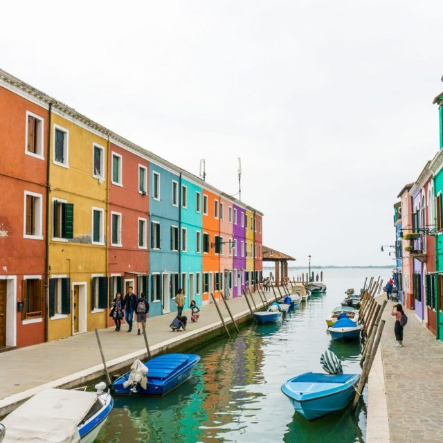 How to Get from Vicenza to Venice, Murano & Burano