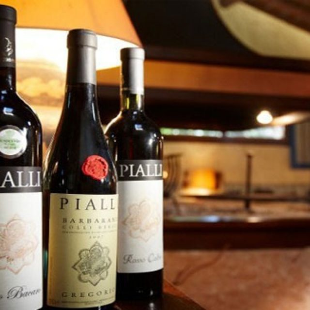 Pialli Winery in Barbarano Vicentino