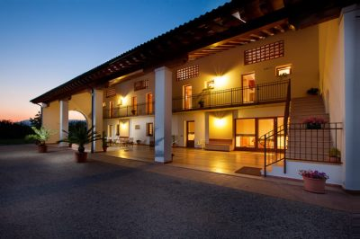 Bed and Breakfast Agriturismo Crocerone in Bassano