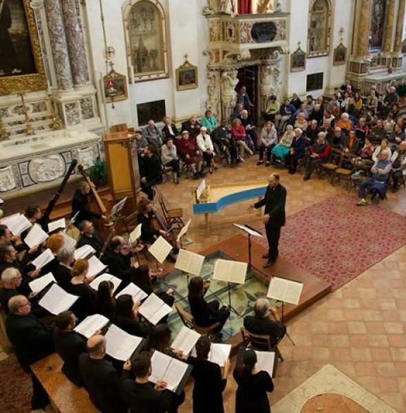 Christmas Concert at the Vicenza's Monte Berico Sanctuary