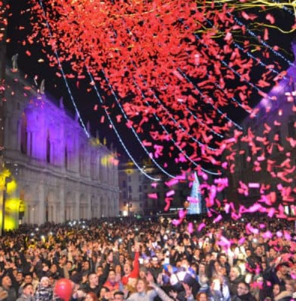 2020 Vicenza downtown New Year's Eve Party