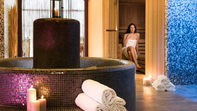 Wellness Center & Spa at Viest Hotel in Vicenza