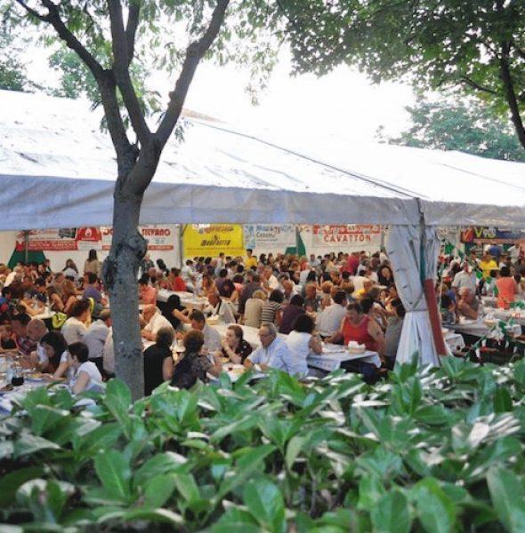 SAGRA DELL'ASSUNTA – Local Festival in Anconetta