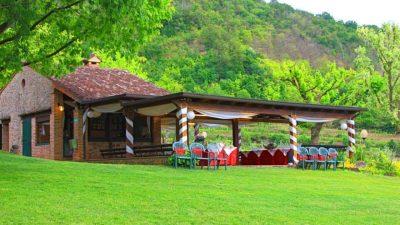 The nice veranda