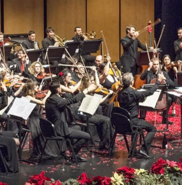 New Year's Eve Great Concert – Vicenza City Theatre